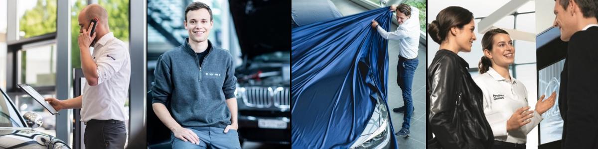 BMW Handelsorganisation Österreich cover