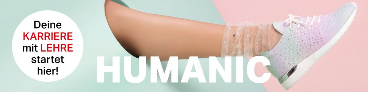 HUMANIC cover