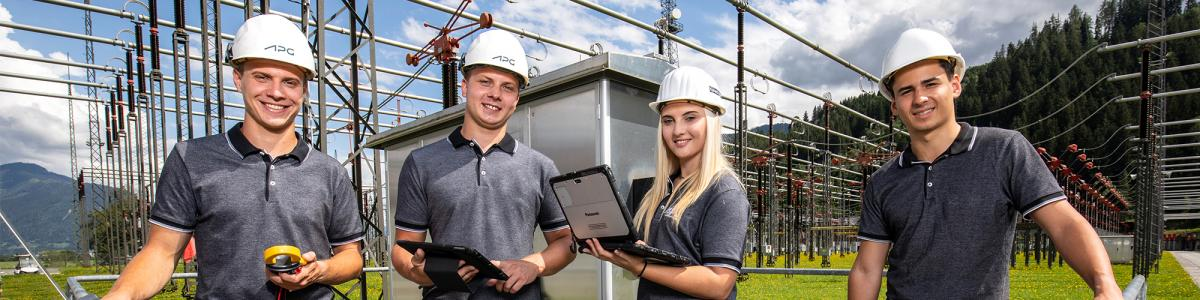 Austrian Power Grid AG cover