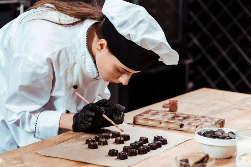 Chocolatier/Chocolatière – der neue Lehrberuf